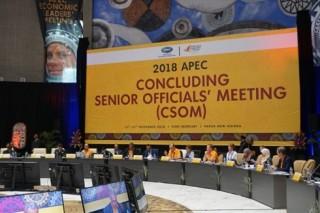Khai mạc Hội nghị các Bộ trưởng APEC tại Papua New Guinea
