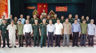 Họp mặt kỷ niệm 55 năm Ngày thành lập Tiểu đoàn 263