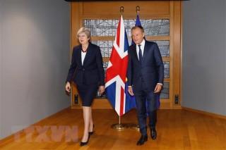 EU ấn định tổ chức hội nghị thượng đỉnh về Brexit vào ngày 25-11-2018