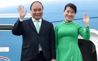 Thủ tướng lên đường tham dự Hội nghị Cấp cao APEC lần thứ 26