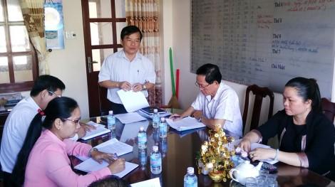 Chuẩn bị tốt việc tổ chức Đại hội đại biểu MTTQ Việt Nam các cấp nhiệm kỳ 2019 - 2024