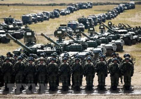 Nga cử 250 binh sĩ tới Ấn Độ tham gia tập trận chung Indra-2018