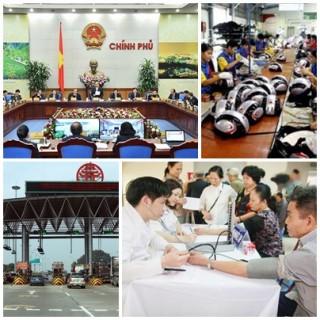 Chỉ đạo, điều hành của Chính phủ, Thủ tướng Chính phủ nổi bật tuần từ 10 đến 16-11-2018