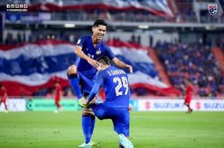 Thái Lan và Philippines san bằng điểm số