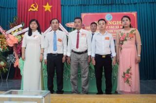 Thành lập Hợp tác xã dịch vụ nông nghiệp Tân Thành Bình