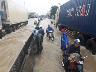 Mưa lớn gây hậu quả đặc biệt nghiêm trọng tại Khánh Hòa