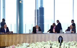 Thủ tướng tham dự nhiều sự kiện trong khuôn khổ Tuần lễ Cấp cao APEC