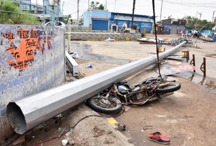 Bão Gaja khiến hơn 30 người thiệt mạng tại Ấn Độ