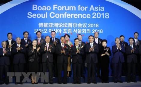 Khai mạc Diễn đàn Bác Ngao khu vực Đông Bắc Á 2018 tại Hàn Quốc