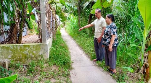 Sớm giải quyết việc lấn chiếm đất công ở Phong Mỹ