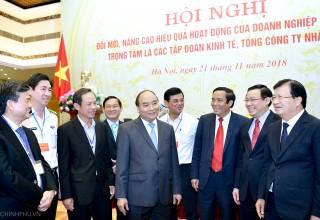 Thủ tướng: Quản lý làm sao để doanh nghiệp Nhà nước phát triển xứng tầm
