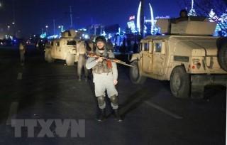 Afghanistan quốc tang tưởng niệm nạn nhân vụ đánh bom liều chết