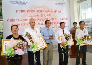 Họp mặt kỷ niệm Ngày Di sản văn hóa Việt Nam