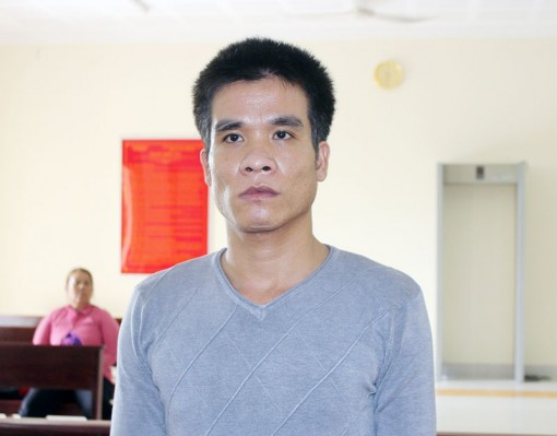 Trộm tài sản trị giá 14,4 triệu đồng, bị phạt 4 năm tù