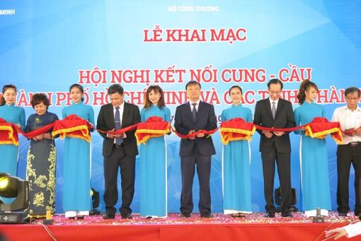 TP. Hồ Chí Minh và các tỉnh, thành: Kết nối cung - cầu hàng hóa năm 2018