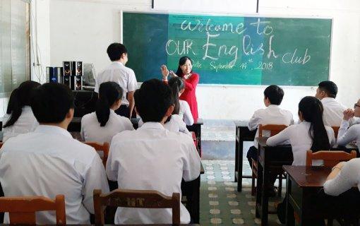 Phát huy tính chủ động, sáng tạo của học sinh