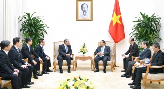 Mong muốn Nhật Bản đẩy mạnh hơn nữa đầu tư vào Việt Nam