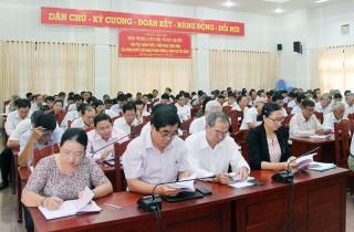 Hội nghị trực tuyến toàn quốc quán triệt Nghị quyết Trung ương 8