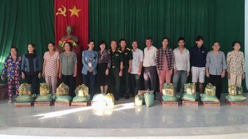 Trường Quân sự tỉnh: Thực hiện tốt nhiệm vụ chính trị và công tác an sinh xã hội