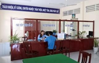 Đổi mới trong công tác cải cách hành chính ở Thạnh Phú