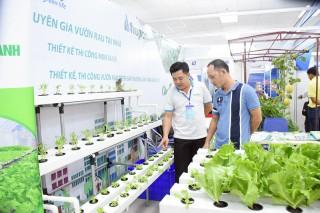 Hàng nông sản đạt chuẩn để vào thị trường TP. Hồ Chí Minh