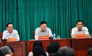 Thông báo kết quả Hội nghị lần thứ 15 Ban Chấp hành Đảng bộ tỉnh Bến Tre khóa X