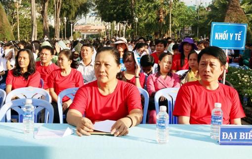 Mit-tinh hưởng ứng Tháng hành động quốc gia phòng, chống HIV/AIDS