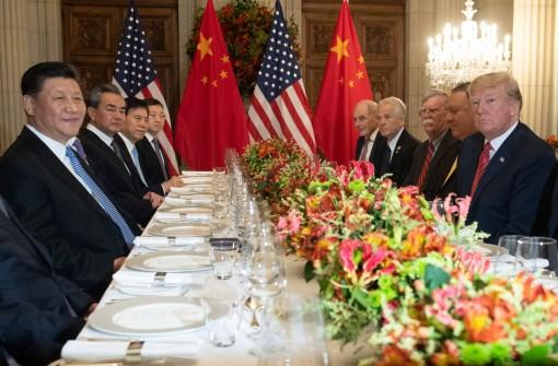 Lãnh đạo Mỹ - Trung đạt thỏa thuận đình chiến thương mại