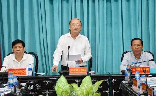 Giao ban công tác tuyên giáo các tỉnh, thành ủy miền Tây Nam Bộ