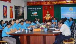 Hội nghị trực tuyến học tập, quán triệt Nghị quyết Đại hội Công đoàn Việt Nam lần thứ XII