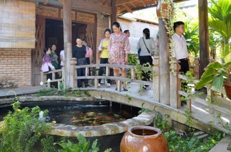Tham quan mô hình du lịch homestay tại Vĩnh Long