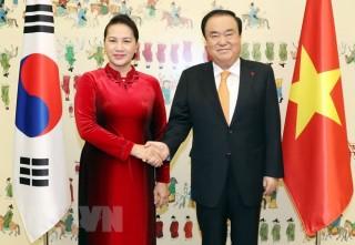 Việt Nam là đối tác hợp tác phát triển lớn nhất của Hàn Quốc