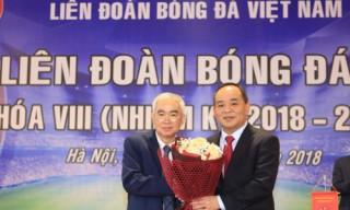 Ông Lê Khánh Hải trở thành tân Chủ tịch VFF