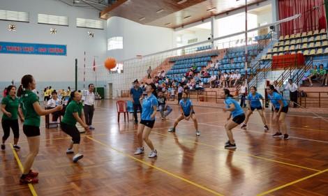 246 vận động viên tham gia Hội thao các xã nông thôn mới tỉnh lần IV-2018