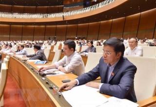 Quốc hội ra nghị quyết về dự toán ngân sách nhà nước năm 2019