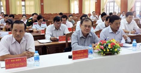Tổng kết tình hình thực hiện Nghị quyết năm 2018