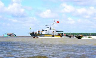 Hải đội Biên phòng 2: Bảo vệ vững chắc chủ quyền vùng biển