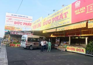 Hỗ trợ đầu tư cửa hàng bán sản phẩm từ dừa và đặc sản của tỉnh