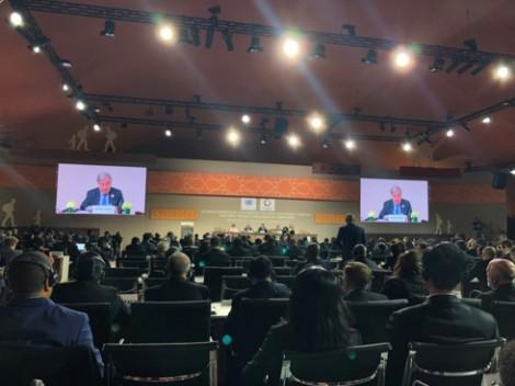 Thông qua Hiệp ước toàn cầu về di cư