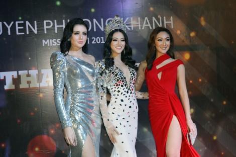 Hoa hậu Trái đất năm 2018 Nguyễn Phương Khánh truyền tải thông điệp bảo vệ môi trường