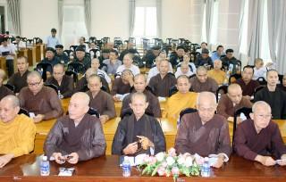 150 chức sắc, chức việc các tôn giáo quán triệt Nghị quyết Trung ương 8