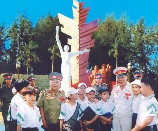 Thương tiếc Thiếu tướng Nguyễn Hữu Vị