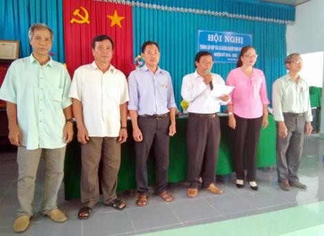 Thành lập Hợp tác xã nông nghiệp Bình Khánh Đông