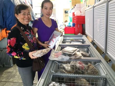 Cửa hàng hải sản sạch Bến Tre