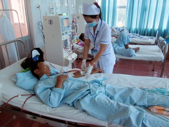 Bệnh viện Đa khoa khu vực Ba Tri: Lấy người bệnh làm trung tâm