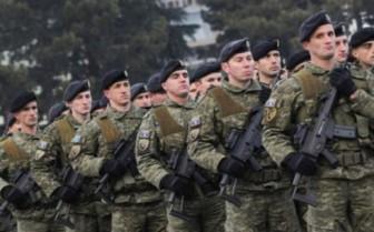 Serbia giận dữ phản ứng trước việc Kosovo thành lập quân đội