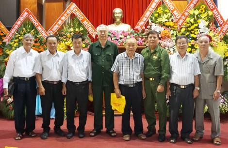 Họp mặt kỷ niệm 72 năm thành lập Cơ quan Chính trị Quân khu 8