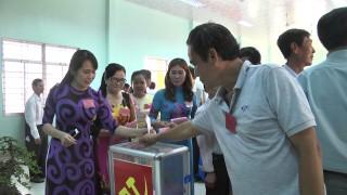 Đại hội thường niên Hợp tác xã nông nghiệp Tân Thiềng