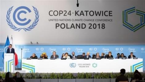 COP 24 ra dự thảo tuyên bố chung sau nhiều ngày đàm phán căng thẳng