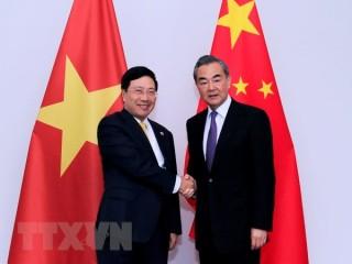 Trung Quốc - Việt Nam nỗ lực, nắm vững hướng lớn phát triển quan hệ